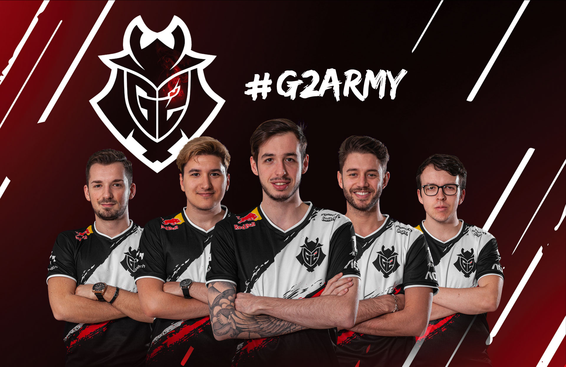 team of G2ARMY
