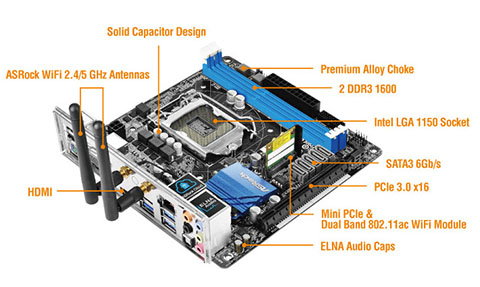 ASROCK H97M-ITXAC INTEL USB 3.0 WINDOWS 8 X64 TREIBER