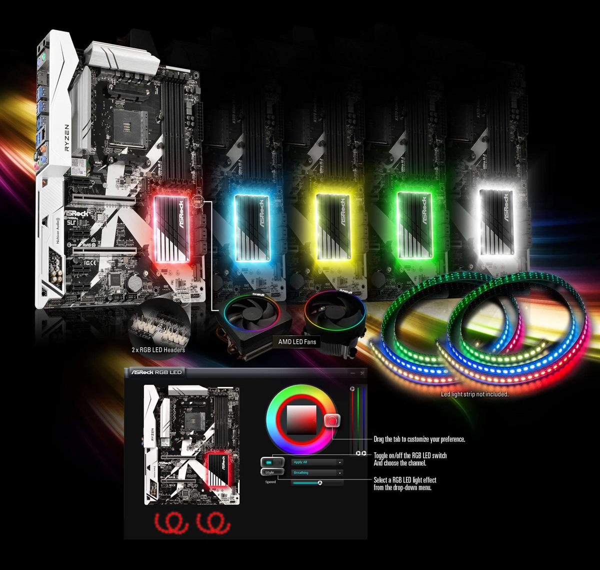 ASRock X370 Killer SLI ATX Motherboards - AMD - Newegg ca
