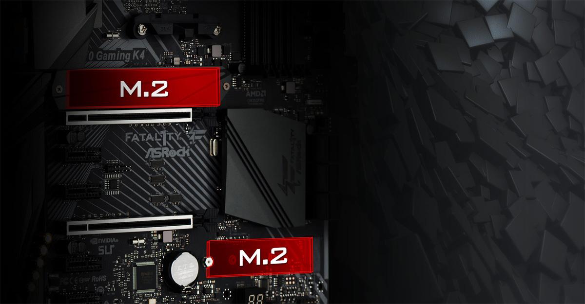 ASRock Fatal1ty X470 Gaming K4 AM4 AMD Ryzen 3000 Series CPU Ready ATX AMD  Motherboard - Newegg com