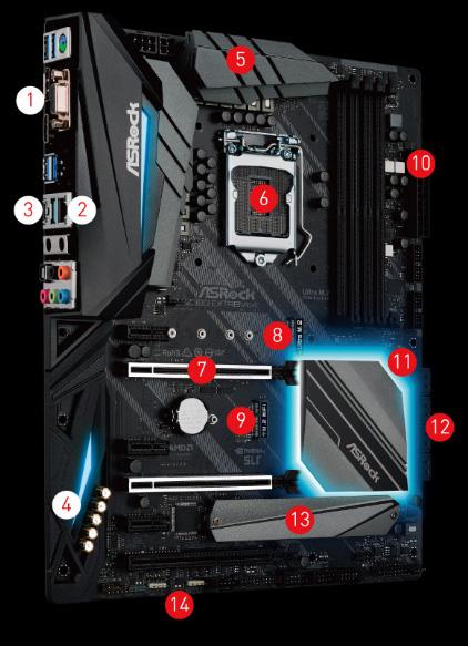 ASRock Z390 Extreme4 LGA 1151 (300 Series) ATX Intel Motherboard -  Newegg com