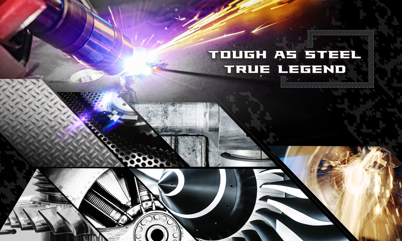 1_Steel Legend series