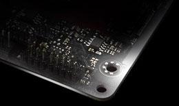 Sapphire Black PCB Bottom-Right Corner of the ASRock B450M/AC AM4 Motherboard