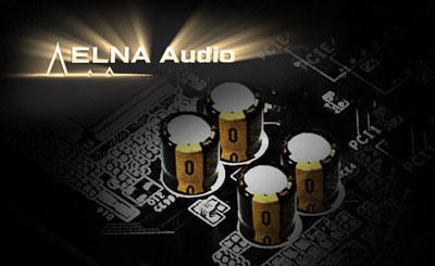 ASRock B450M/AC AM4 Motherboard's ELNA Audio Caps