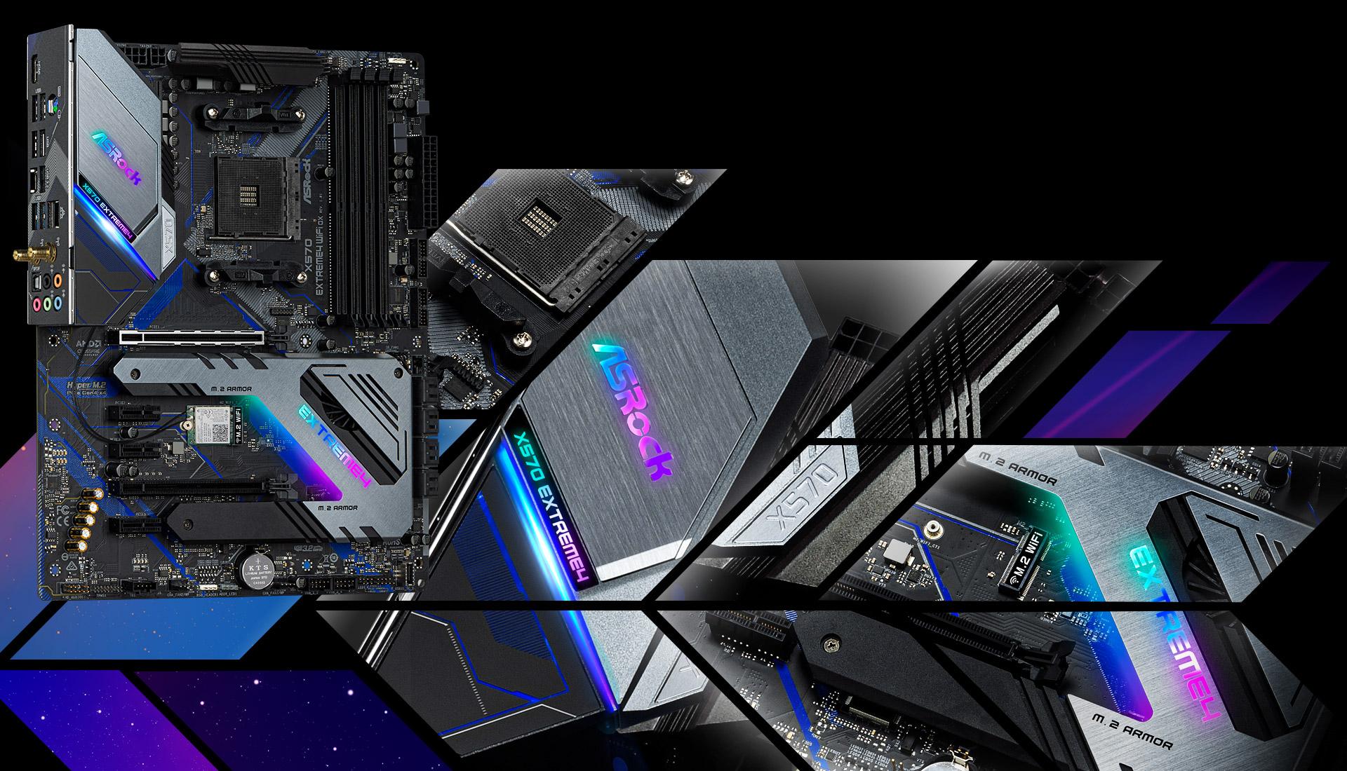 X570 Extreme4 WiFi ax