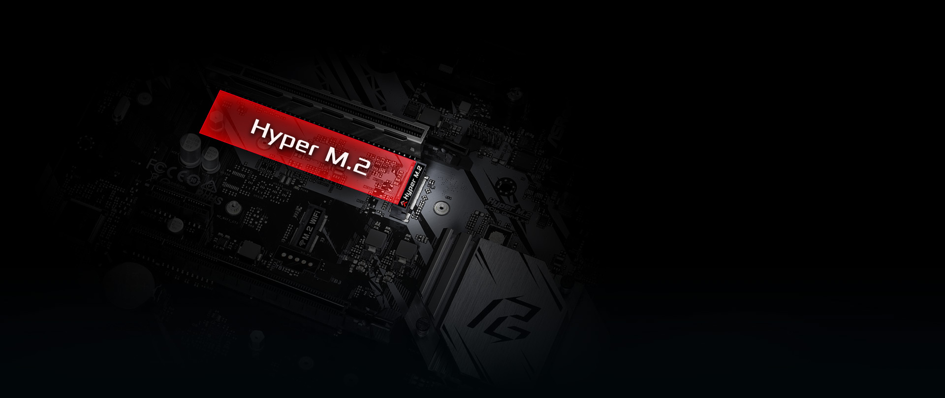 B550 Phantom Gaming 4ac motherboard