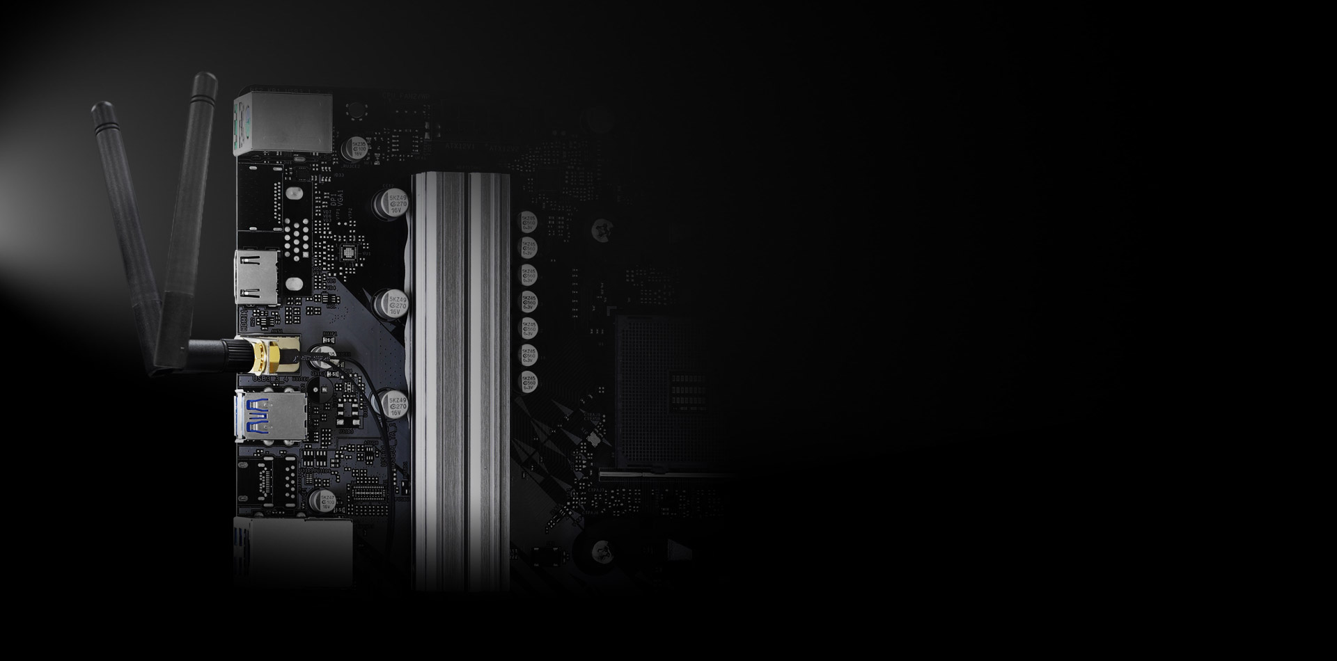 WiFi-IntelDualBand of the motherboard