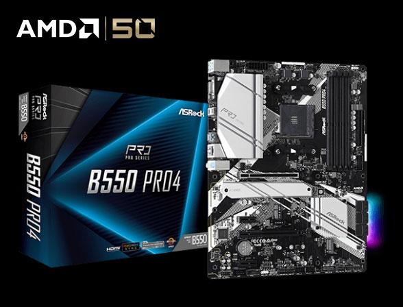 B550 Phantom Gaming 4 motherboard
