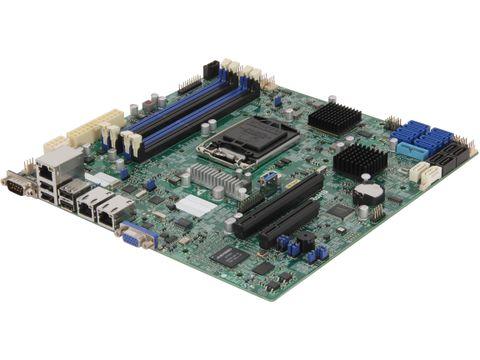 SUPERMICRO MBD-X10SL7-F-O Micro ATX Server Motherboard - Newegg com