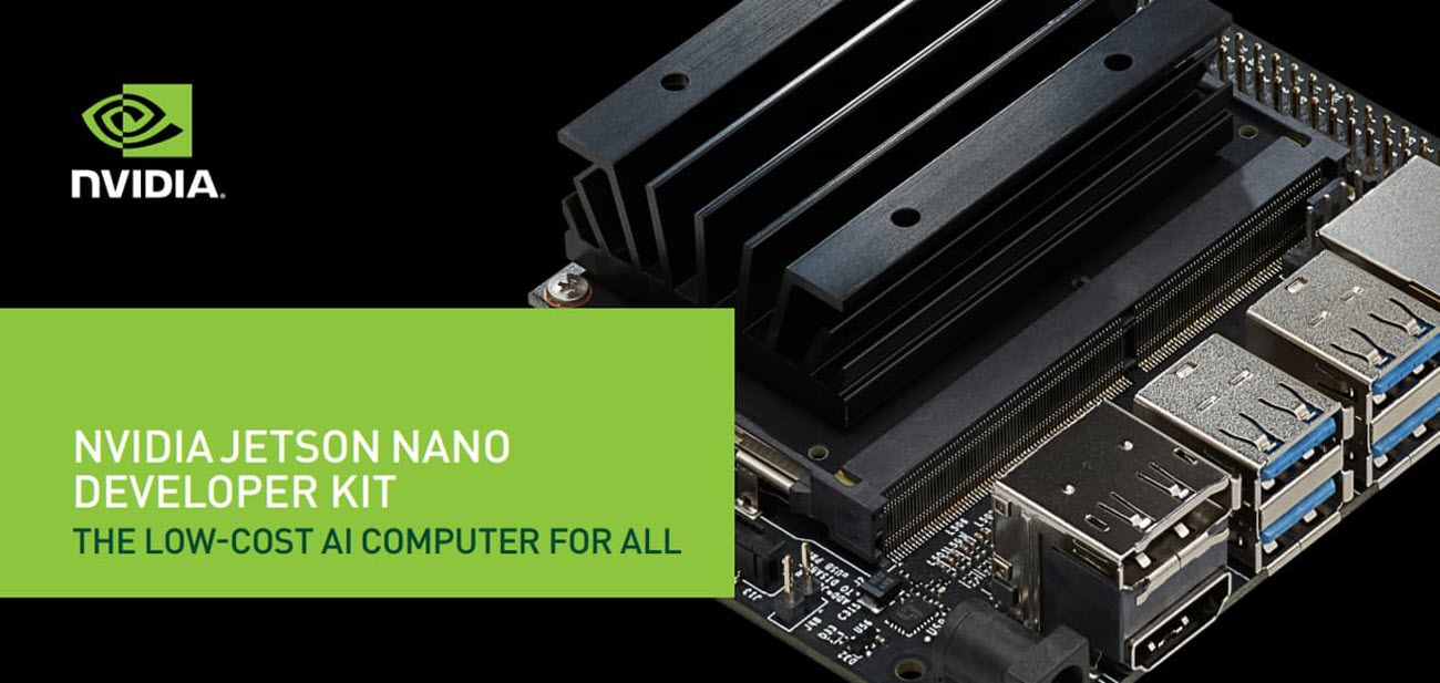 NVIDIA Jetson Nano Developer Kit - Newegg com