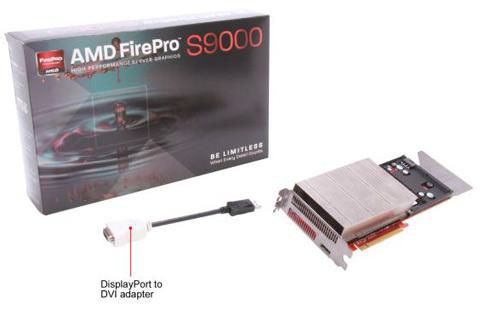 Driver UPDATE: ATI FirePro S9000