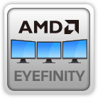 AMD Eyefinity 2.0 Multi-Monitor Technology