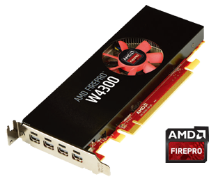 AMD FirePro 4300
