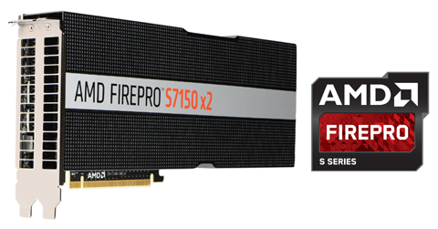 AMD FirePro S7150 x2 100-505722 16GB (2 x 8GB) 256-bit GDDR5 PCI Express  3 0 x16 Full height / Full length Video Cards - Workstation - Newegg com