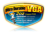 Ultra Durable VGA™