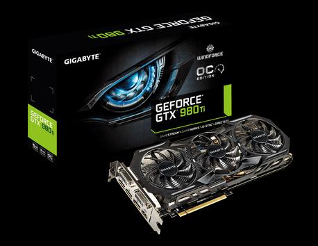 GIGABYTE GeForce GTX 980Ti 6GB WINDFORCE 3X OC EDITION, GV-N98TWF3OC-6GD -  Newegg com