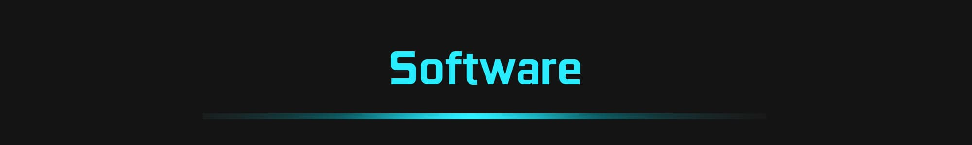 Softwaretitle