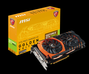 Gallery for geforce gtx 980 ti gaming 6g golden edition | graphics.