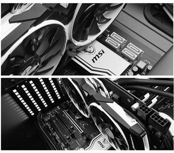 MSI GeForce GTX 1070 DirectX 12 GTX 1070 ARMOR 8G OC Video Card - Newegg com