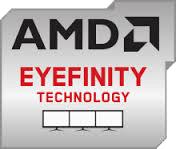 Tecnología AMD Eyefinity