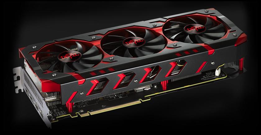 PowerColor RED DEVIL Radeon RX Vega 56 DirectX 12 AXRX VEGA 56  8GBHBM2-2D2H/OC Video Card - Newegg com