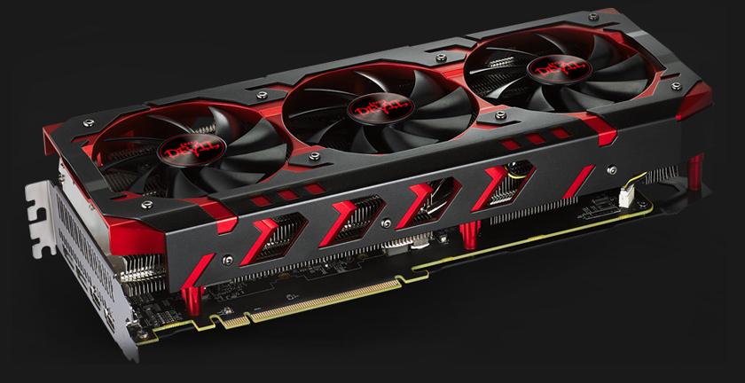 PowerColor Radeon RX Vega 64 DirectX 12 AXRX VEGA 64 8GBHBM2-2D2H/OC Video  Card - Newegg com