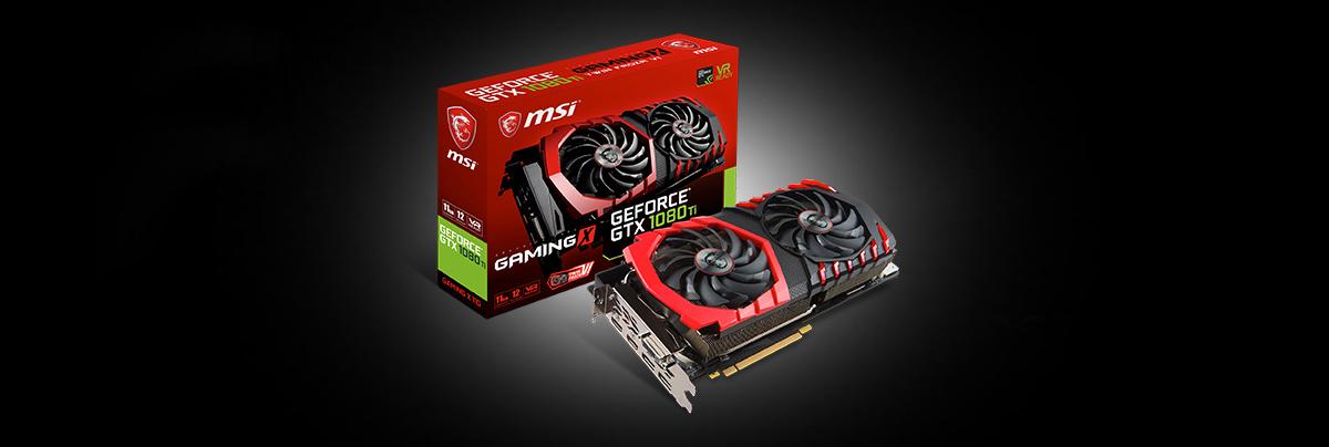 MSI GeForce GTX 1080 Ti DirectX 12 GeForce GTX 1080 Ti GAMING X 11G Video  Card - Newegg com