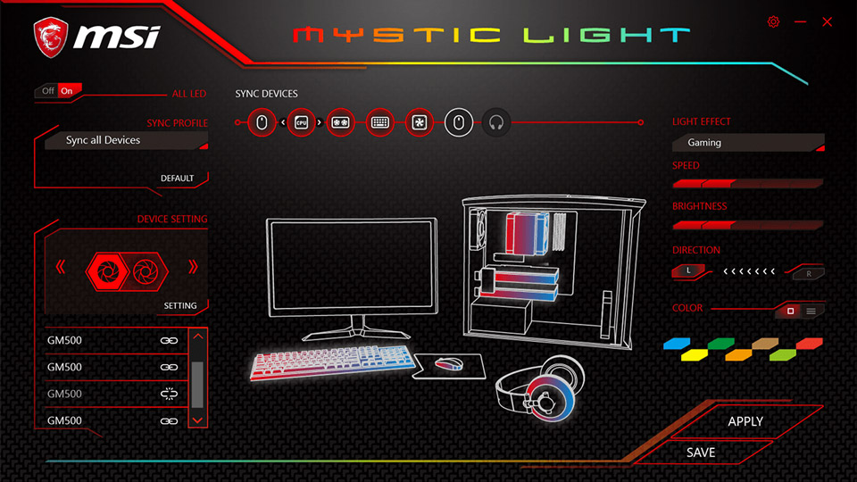 RTX 2080 TI GAMING X TRIO