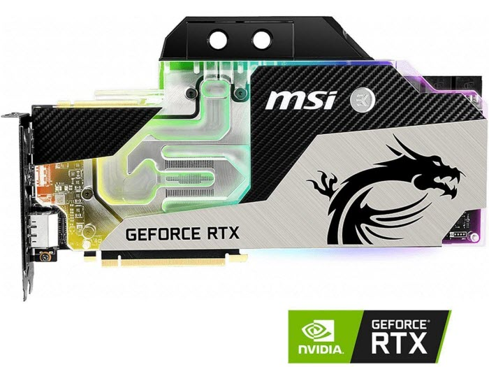 MSI GeForce RTX 2080 Ti DirectX 12 RTX 2080 TI SEA HAWK EK X Video Card -  Newegg com