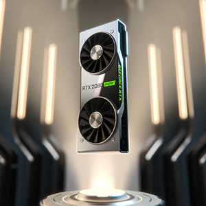 The new GeForce RTX SUPER™ Series Graphics Cards