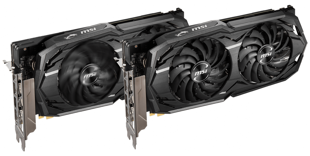 MSI RX 5600 XT GAMING MX Video Card