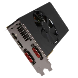 XFX CrossFireX Support Video Card