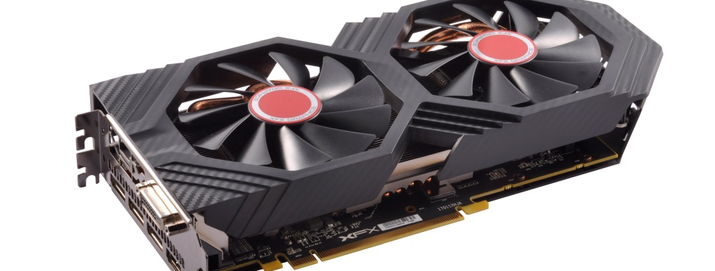 2-3Day Shipping VR READY! XFX RX 580 8GB GTS XXX Gaming Graphics Card