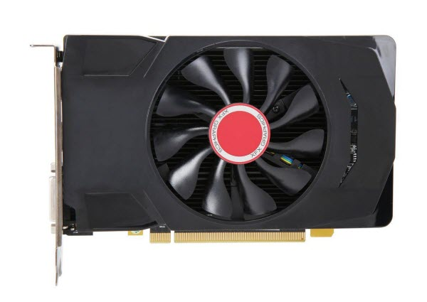 XFX RX-560D4SFG5 Radeon RX 560 4GB GDDR5 - 1196 MHz Core - 14 CU - Dual  Slot Space Required Graphic Card - Newegg com