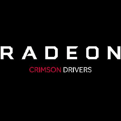 Radeon Crimson Drivers logo