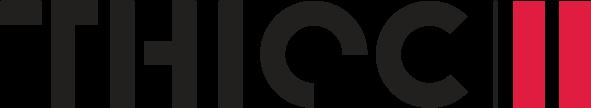 THICC II logo