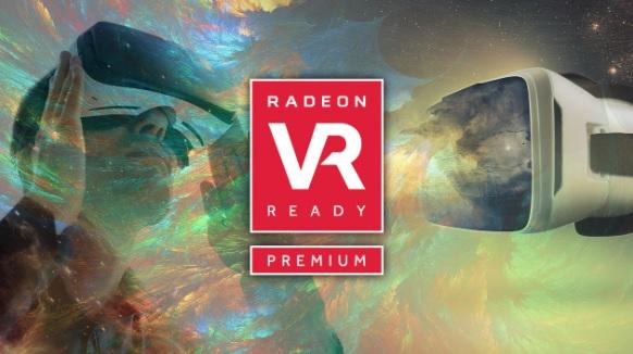RADEON VR READY logo