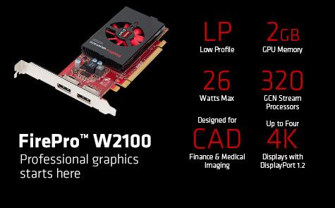 AMD FIREPRO W2100 GRAPHICS ADAPTER DRIVER PC