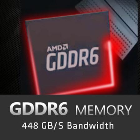 GDDR6 memory