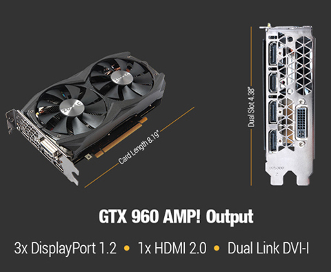 Nvidia geforce gtx 960 review: asus strix gtx960-dc2oc and zotac.