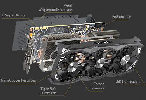 GTX 980Ti AMP! Extreme