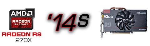 Radeon R9 270X '14Series
