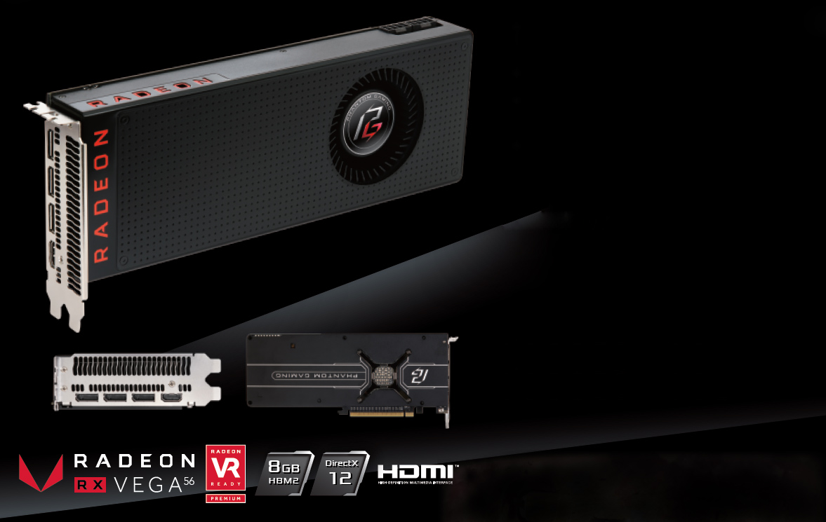 Vega 56 Black Screen