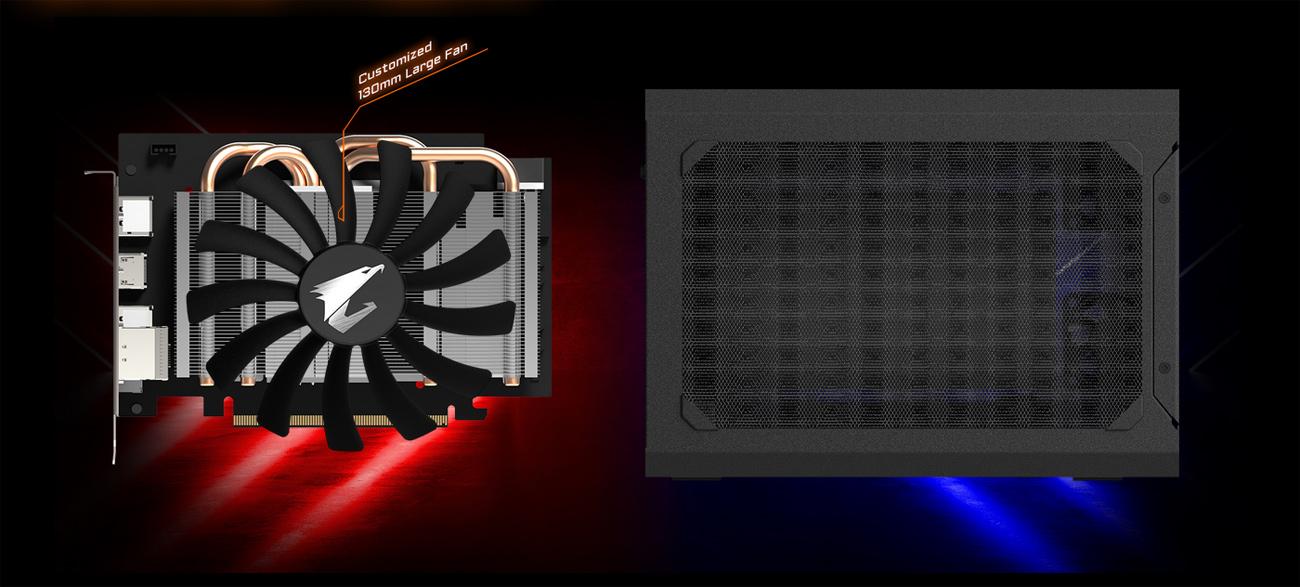 GIGABYTE AORUS GeForce RTX 2070 GV-N2070IXEB-8GC Gaming Box, Thunderbolt 3  Plug and Play - Newegg com