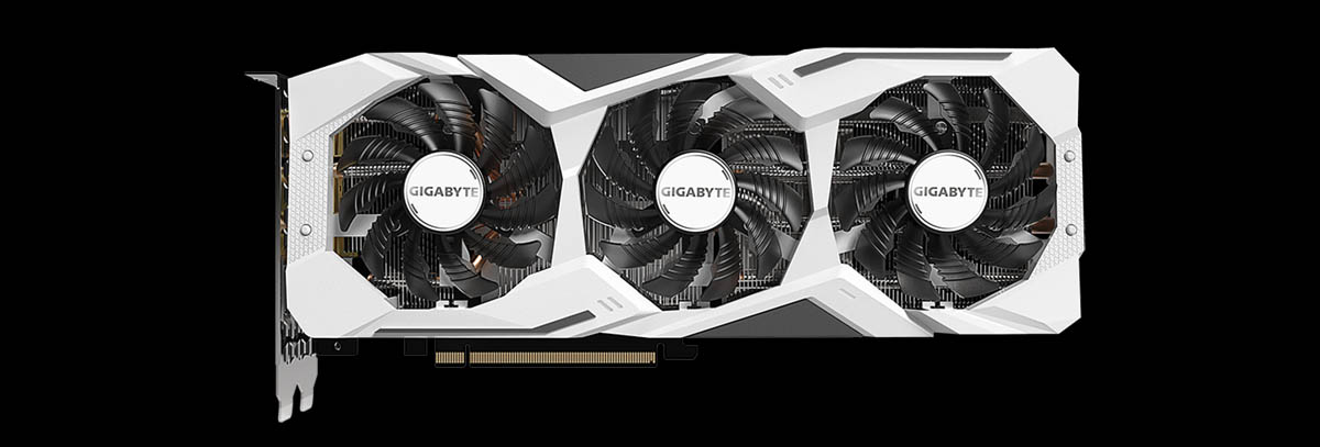 GIGABYTE GeForce RTX 2060 GAMING OC PRO WHITE 6G