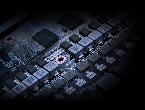 An image of circuit board