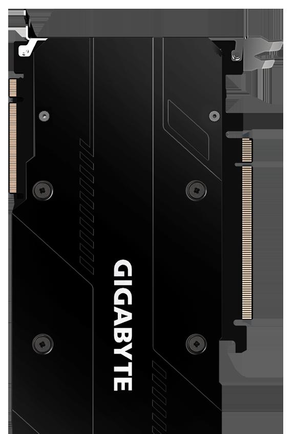 The back of GeForce® RTX 2070 SUPER™ WINDFORCE OC 3X 8G Graphics Card