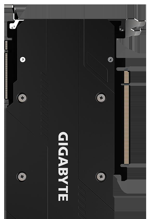 The back of GeForce® RTX 2080 SUPER™ WINDFORCE OC 8G Graphics Card