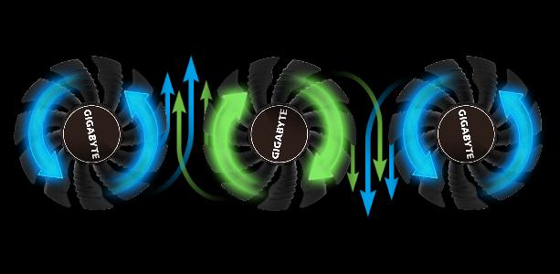 Alternate Spinning