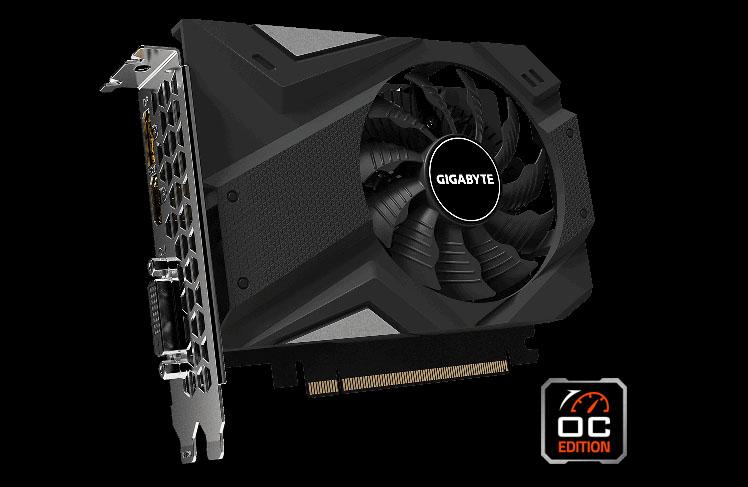 GeForce GTX 1650 D6 OC 4G